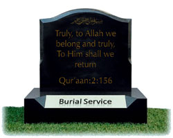 Burial-Service